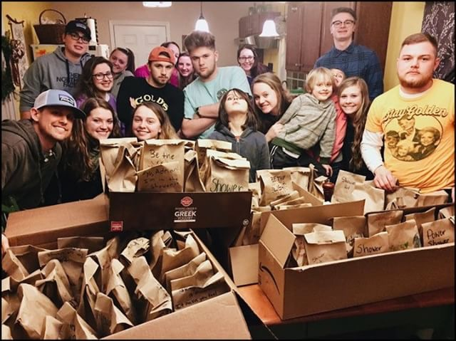 Young Life Serves