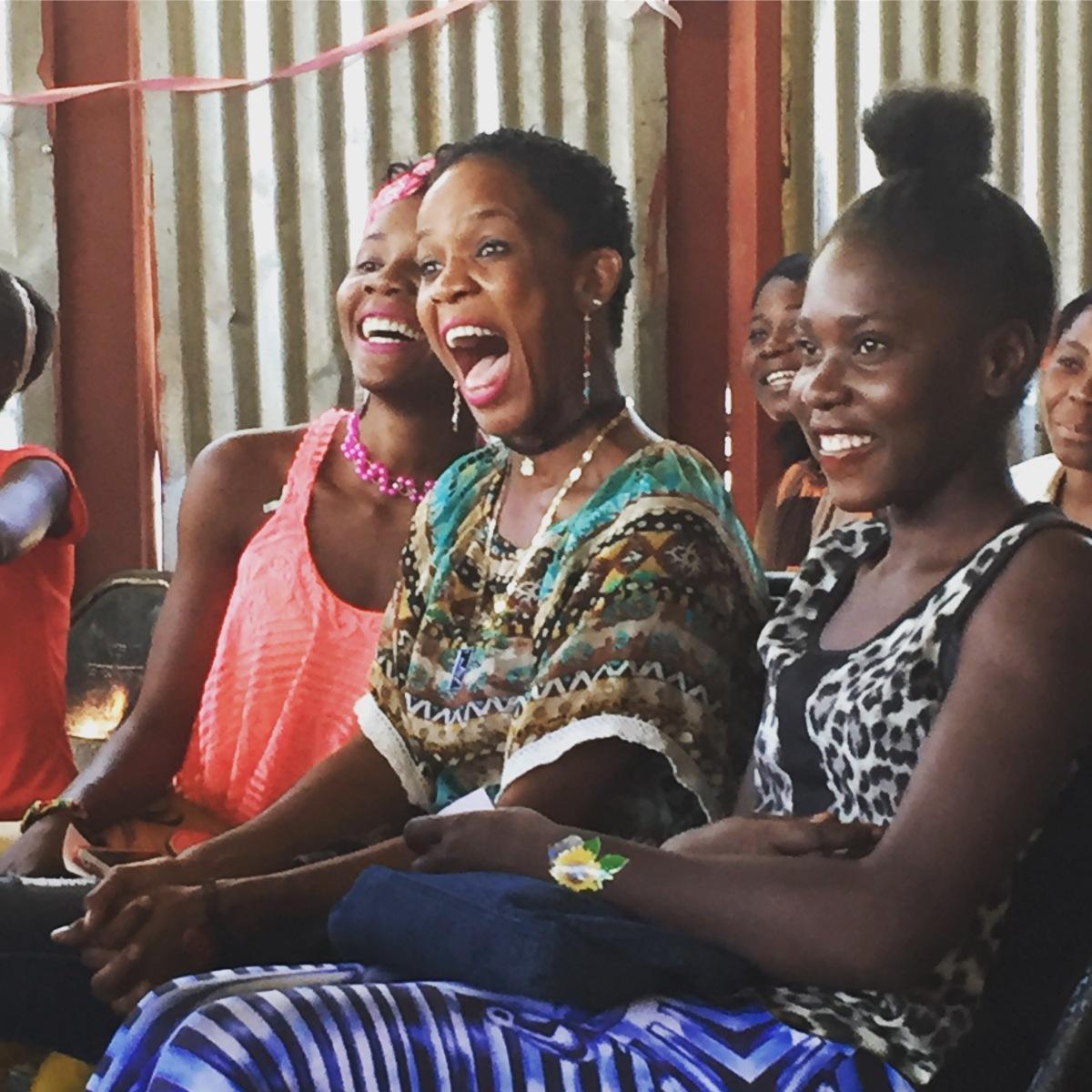 A Glimpse of Young LifeHaiti