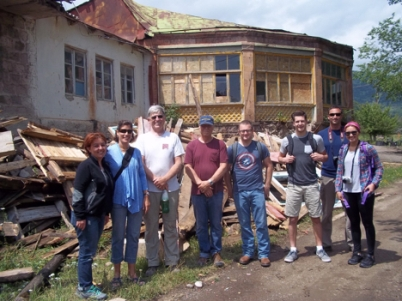 Lilit, Craig, Doug, and Zakarian Group