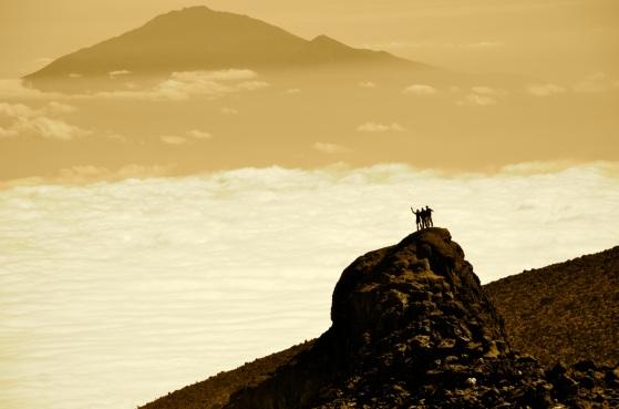 Kili Climb 2009B21